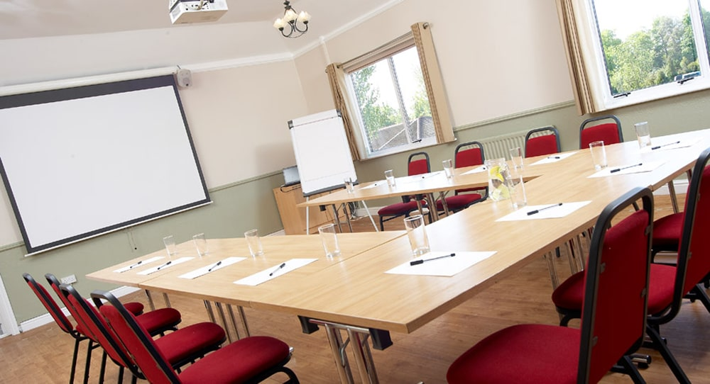 Corporate rooms at Cottingham Parks
